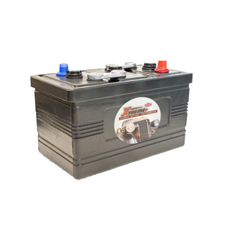 Bilbatteri 6V 135Ah(Amerikanska)-Extreme Excellent LxBxH:329x175x235mm