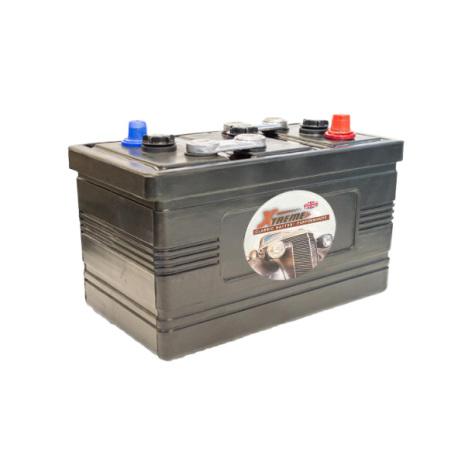Veteranbilsbatteri 6V/160Ah
