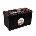 Bilbatteri 6V 160Ah Veteranbil LxBxH:348x175x220mm