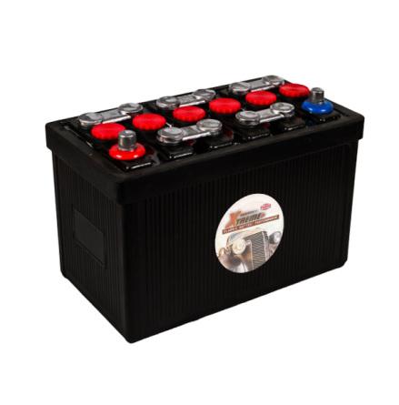 Bilbatteri 12V 70Ah Veteranbil