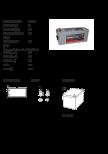 Startbatteri 12V 140 Ah Tudor Exide Stong LxBxH:480/513x189x223mm PRO HVR TE1403