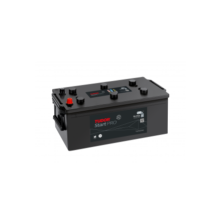 Startbatteri 215Ah Tudor Exide TG2154 LxBxH:480/518x279x240mm Professional.