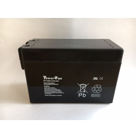Waeco Powervac Batteri 12V,2,8Ah