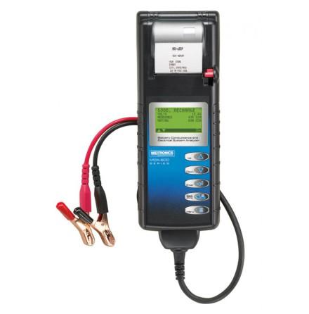 Batteritestare Midtronics MDX655-P 100-2000CCA (EN) 6/12V batterier