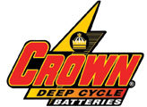 CROWN Deep-Cycle batterier