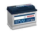 Bilbatteri 12V 70Ah Start-stop Bosch S4E08 LxBxH:278x175x190mm DIN:570500065