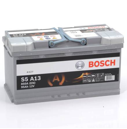 Startbatteri Bosch AGM12V/95Ah
