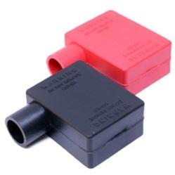 Batteripolskydd vinklad svart 10-70kvmm