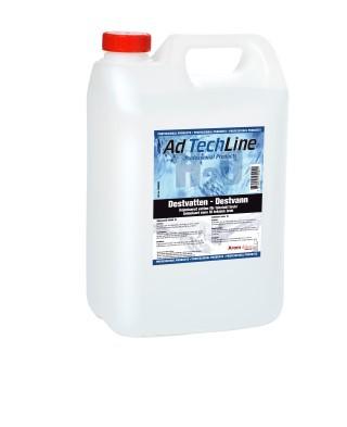 Batterivatten 5 liter Destvatten= demineraliserat