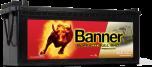 Startbatteri 12V225Ah BannerBuffaloBull 72503 72511 LxBxH:517x273x240mm