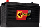 Startbatteri Banner BB12V/105A