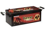 Startbatteri 12V180Ah BannerBuffaloBull 68008SHDPRO LxBxH:514x223x220mm