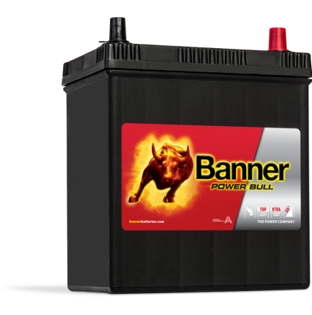 Banner Power Bull 12v 40Ah P4026