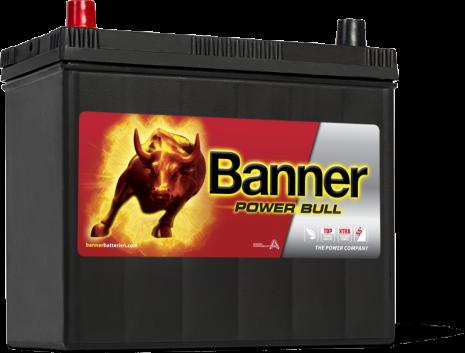 Startbatteri Banner PB12V/45Ah