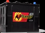 Startbatteri 12V125Ah BannerBuffaloBull 62513. LxBxH:345x172x260/283mm Banner Bäst i Testfakta 2013 och 2015
