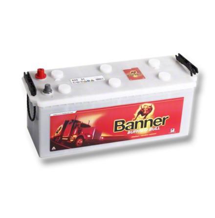 Startbatteri 12V 120Ah BannerBuffaloBull 62034.LxBxH:480/514x189x195/220mm