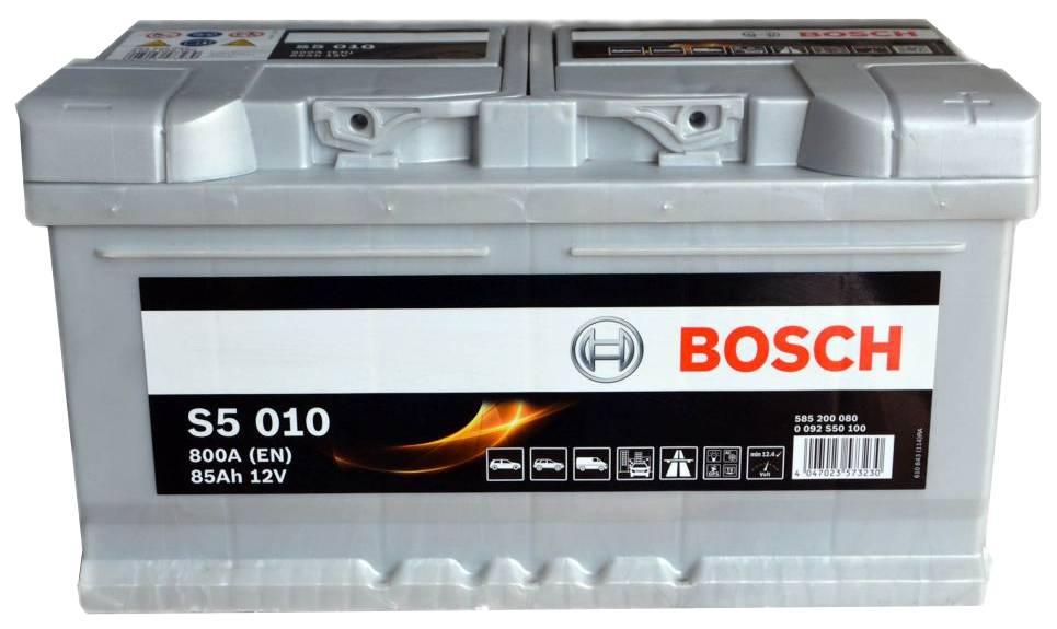Batterie Silver Dynamic Varta F18 12V 85AH 800A 585200080 315X175X175mm