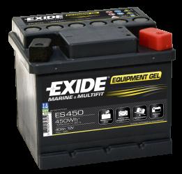 Tudor Exide GELbatteri 12V/40Ah