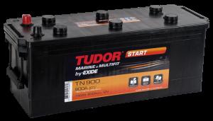Startbatteri 140Ah Tudor Exide TN900 LxBxH:515x190x225mm