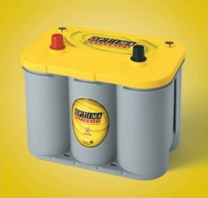 Optima Batteri - Yellow Top